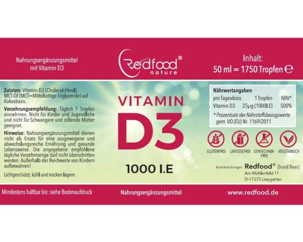 Vitamin D3 Tropfen-3441