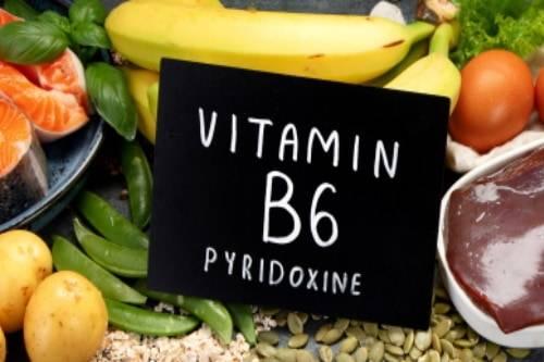 Vitamin-B6-Pyridoxine
